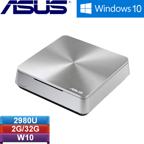 ASUS華碩 VivoPC 迷你電腦 VM42-2986UEA