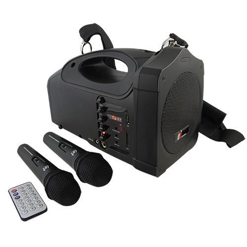 UR SOUND 無線肩掛式擴音機(雙頻) PA626