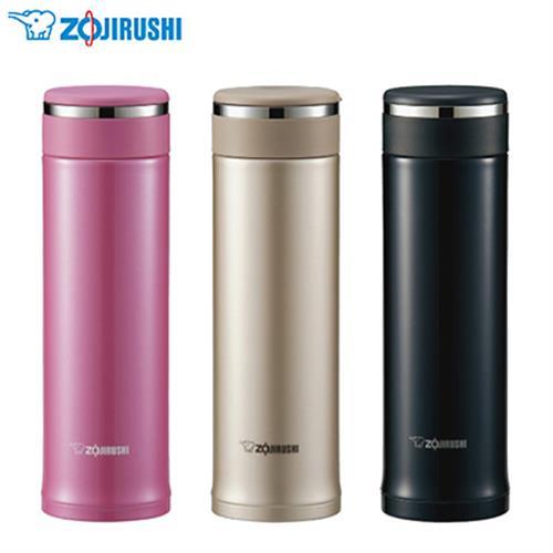 ZOJIRUSHI象印【0.48L】可分解杯蓋不鏽鋼真空保溫杯 SM-JD48