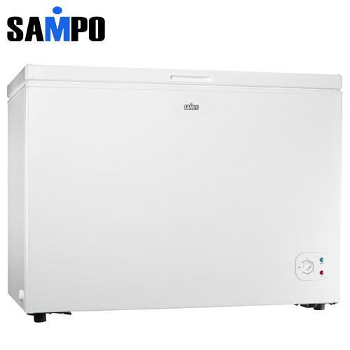 SAMPO聲寶300L上掀式冷凍櫃SRF-300