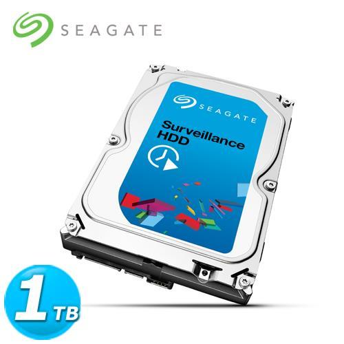 【網購獨享優惠】Seagate SV35 3.5吋 1TB SATA3 監控效能 內接硬碟