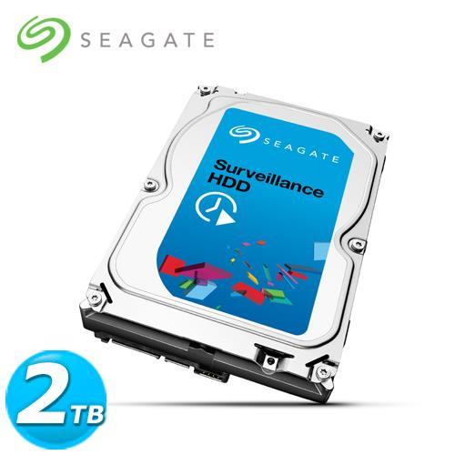 Seagate SV35 3.5吋 2TB SATA3 監控效能 內接硬碟