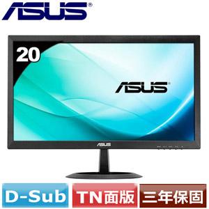 R2【福利品】ASUS VX207DE 20型寬LED液晶螢幕