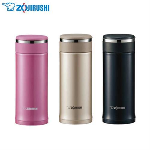 ZOJIRUSHI象印【0.36L】可分解杯蓋不鏽鋼真空保溫杯 SM-JD36