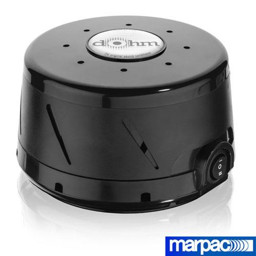 ★美國原裝進口★【美國 Marpac】 Dohm-DS 除噪助眠機 (黑色)