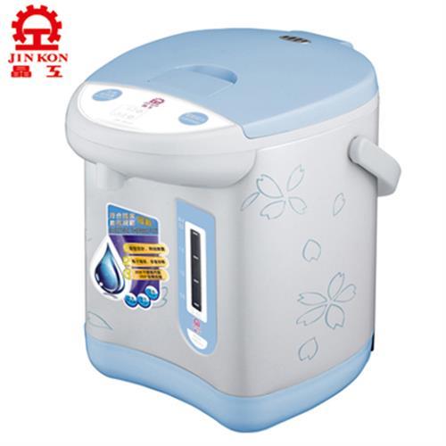 晶工牌【3.0L】電動熱水瓶 JK-3830