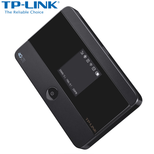 TP-LINK M7350 4G 進階版LTE 行動Wi-Fi分享器【2月精選特惠 低於9折 現省400】
