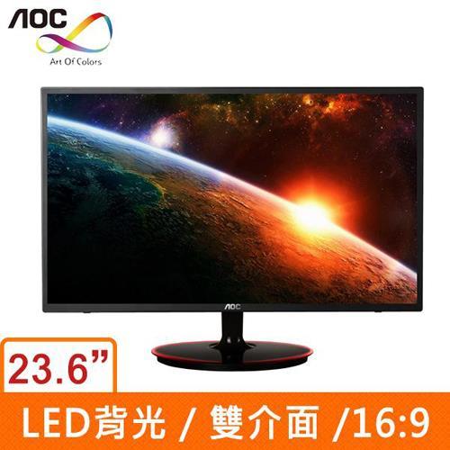 AOC  24型廣視角液晶螢幕 M2461Fwh