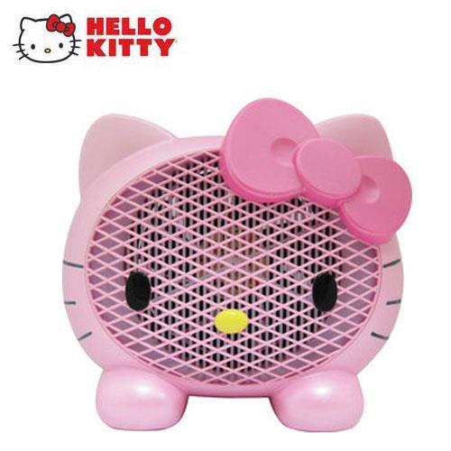 HELLO KITTY經典頭形UV紫外線多功能捕蚊器(珍珠粉)