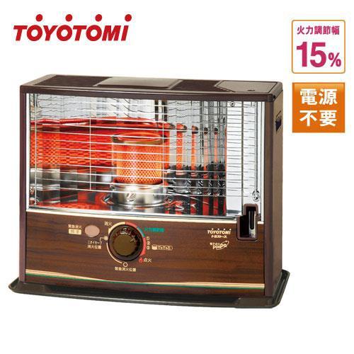 ◤日本製◢TOYOTOMI【4公升】傳統型煤油爐_5-12坪適用 (RS-D30D)