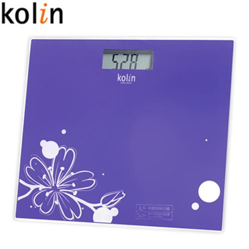 KOLIN歌林 自動電子體重計 KWN-LN009