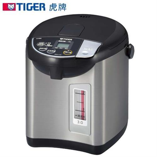 TIGER虎牌【3.0L】微電腦大按鈕熱水瓶 PDU-A30R (日本原裝)