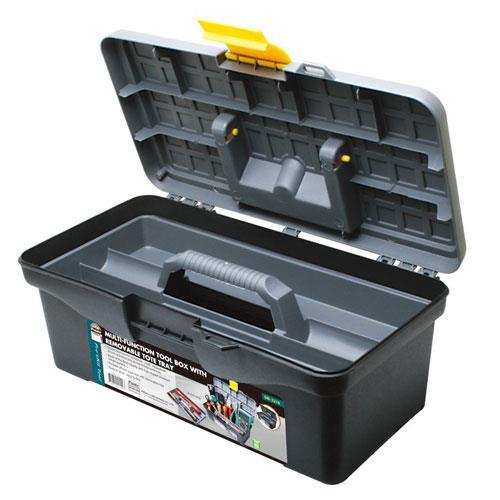 Pro'sKit 多功能雙層工具箱SB-3218
