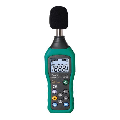 Pro'sKit寶工 MT-4618 噪音計,環境儀錶
