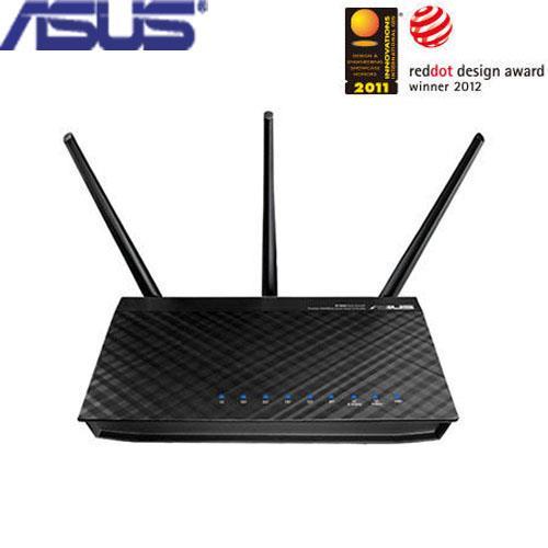 ASUS 華碩 RT-N66U 11n 雙頻 Gigabit 無線分享器