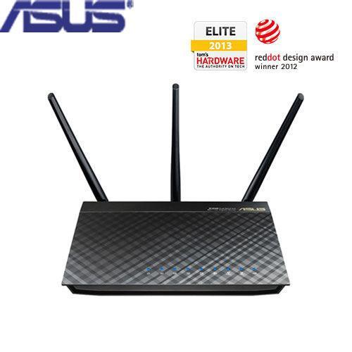ASUS 華碩 RT-AC66U 雙頻 AC1750 Gigabit 無線分享器
