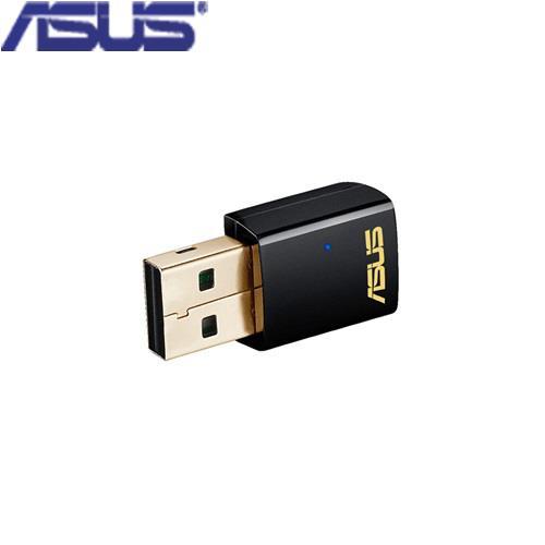 ASUS 華碩 USB-AC51雙頻 Wireless-AC600介面卡