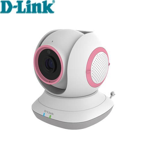 D-LINK 友訊 DCS-855L 媽咪愛 HD 旋轉式無線網路攝影