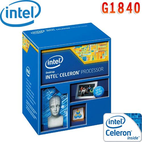 Intel英特爾 Celeron G1840 中央處理器
