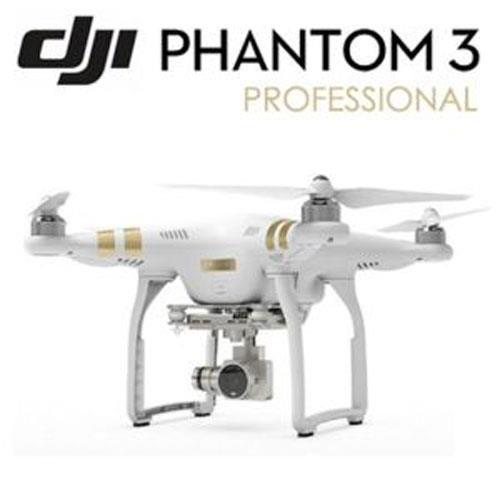 DJI Phantom 3 單電Professional版4K