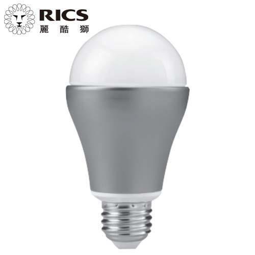 RICS 麗酷獅 7.5W 高效節能 LED燈泡 白光