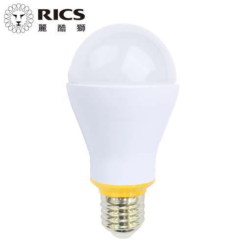 RICS 麗酷獅 5W LED燈泡 黃光