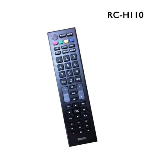 BenQ 黑銀數位遙控器(RC-H110) 通用型