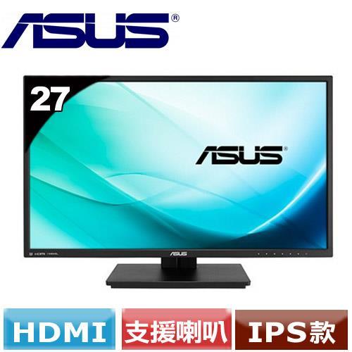 R2【福利品】ASUS PB279Q 4K2K 27吋IPS寬螢幕