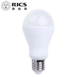 【3顆超值組】RICS 麗酷獅 10W LED燈泡 白光