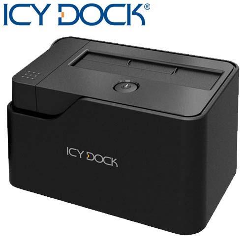 ICY DOCK 2.5/3.5吋SATA/IDE 外接座 MB981U3-SA