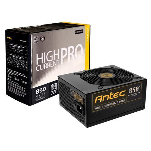Antec HCP-850 850W  白金牌認證全模組化 電源供應器