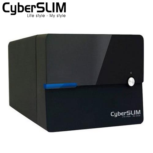 CyberSLIM S82M-U3R 6G 3.5吋 雙層磁碟陣列外接盒