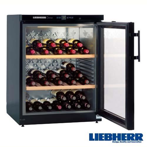 德國 LIEBHERR 利勃 Barrique系列獨立式單溫紅酒櫃 WKb1712