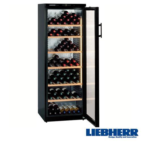 德國 LIEBHERR 利勃 Barrique系列獨立式單溫紅酒櫃 WKb4612