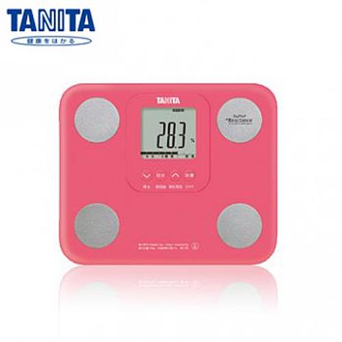 TANITA 七合一體組成計BC751粉紅