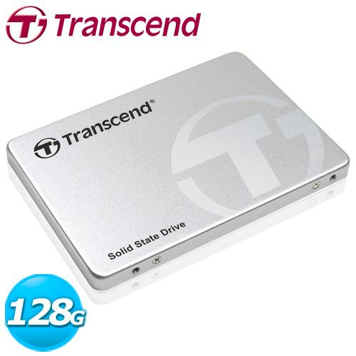 Transcend 創見 2.5吋 370S 進階主流款 128GB SATA3 SSD固態硬碟