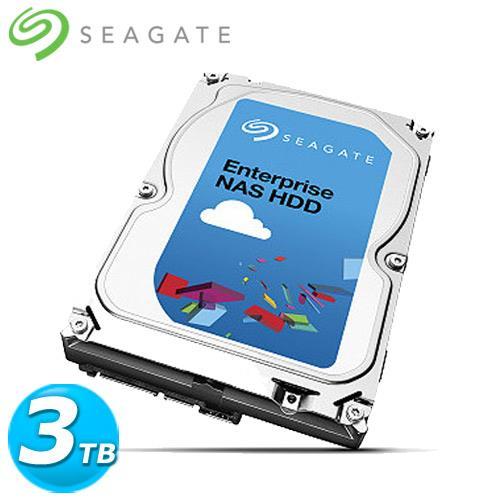 Seagate 3.5吋 3TB SATA3 企業級 NAS 內接硬碟