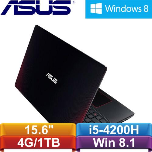 ASUS華碩 X550JX-0073J4200H 15.6吋筆電<福利機>