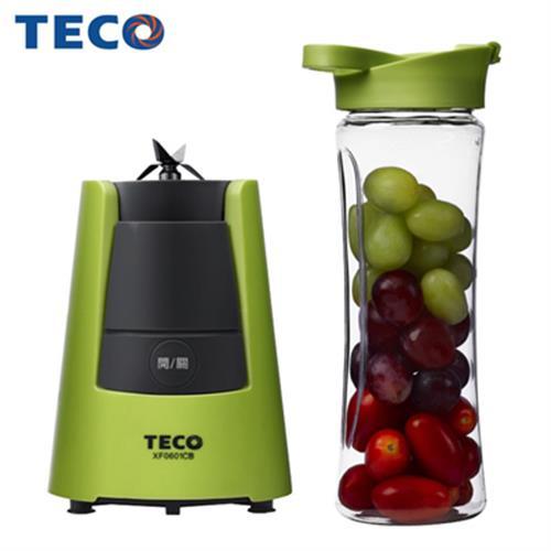 TECO東元 隨行杯果汁機 XF0601CB
