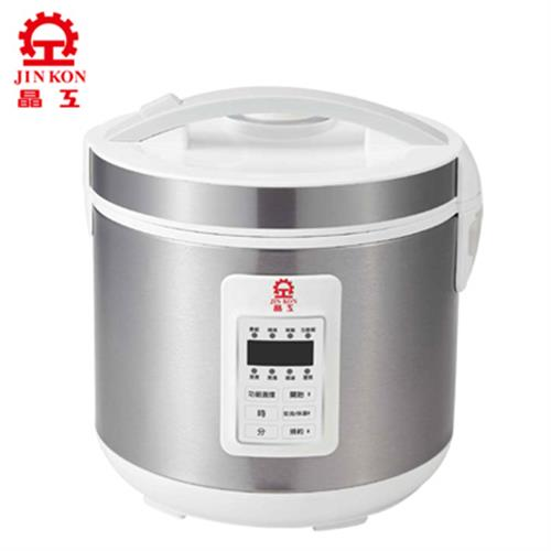 晶工牌 智慧型多功能厚釜電子鍋 JK-3880