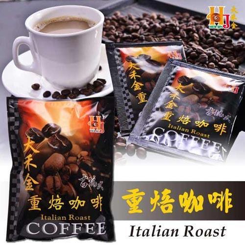 大禾金 重焙咖啡 (16gX20包)X3袋