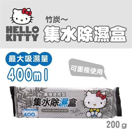 Hello Kitty 集水除濕盒 (竹炭) 200gX6盒