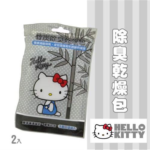 Hello Kitty 竹炭除臭乾燥包 (30gX2入)X6包