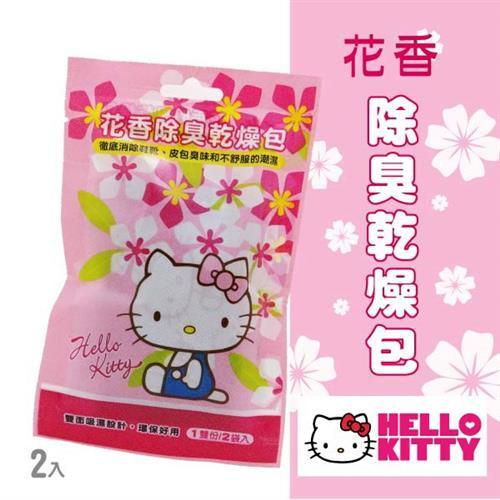 Hello Kitty 花香除臭乾燥包 (30gX2入)X6包