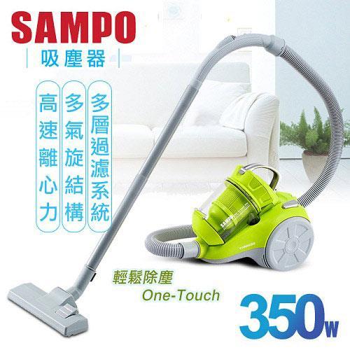 【聲寶SAMPO】免紙袋吸力不減吸塵器/EC-PB35CY