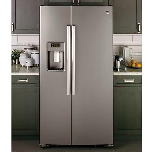 美國GE奇異對開門冰箱(702L)GSS23HMES