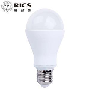 【超值五入組】RICS 麗酷獅 5W LED燈泡 白光
