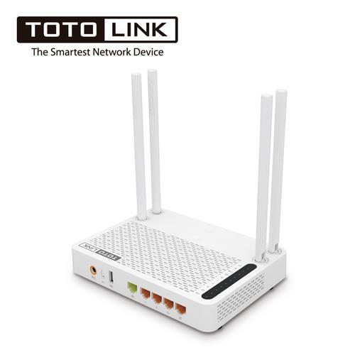 TOTOLINK AC超世代Giga路由器 A2004NS