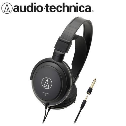 audio-technica 鐵三角 ATH-AVC200 密閉式動圈型耳機