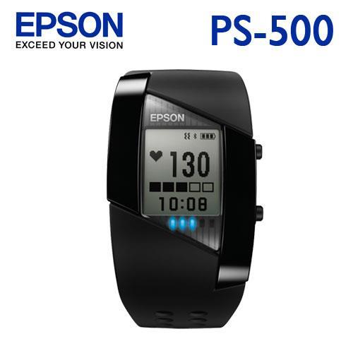 EPSON Pulsense PS-500 心率有氧教練運動手錶